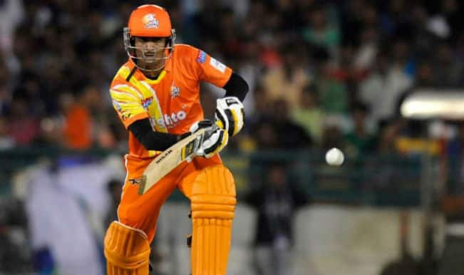Champions League T20 (CLT20) 2014: Umar Akmal's brilliance takes Lahore Lions (LL) to 164/5 in 20 overs against Dolphins (DOL)