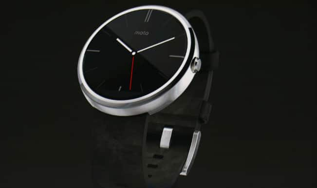 Moto 360: Watch the demo released at Google I/O