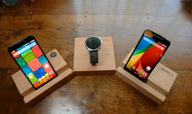 Moto 360, Moto G and Moto X launch: Motorola has launched a new age of tech
