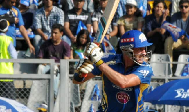 Mumbai Indians vs Northern Knights CLT20 2014: Will Michael Hussey's experience help outdo Trent Boult's pace?