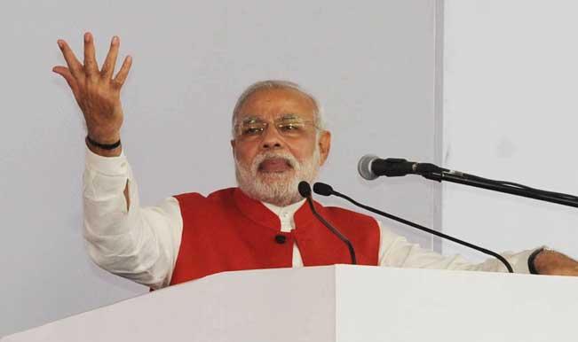 'Rock star' Narendra Modi makes a big splash in United States media