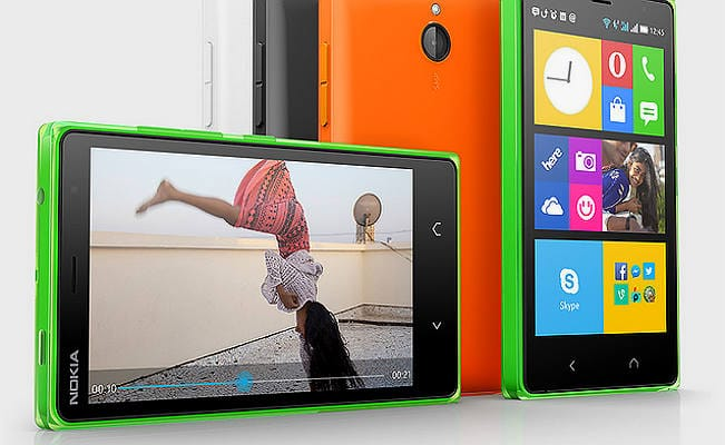 Nokia X2 launched in India by Microsoft Devices Group