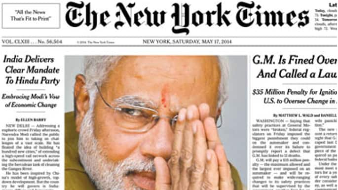 Indian-American Groups to Hold Rallies to Welcome Modi to New York