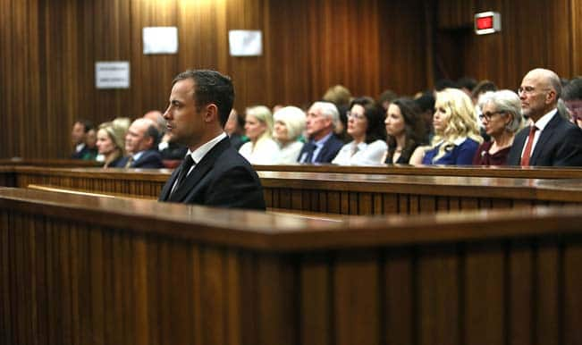 Oscar Pistorius Murder Trial: Cleared of murder but Paralympic runner guilty of culpable homicide