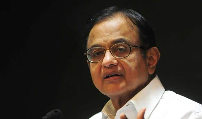 P Chidambaram: Did not receive any letter on PPP audit from ex-CAG Vinod Rai