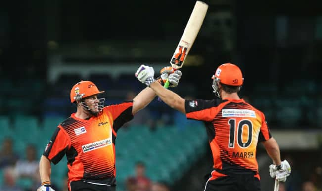 perth scorchers - photo #22