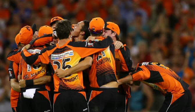 Dolphins (DOL) vs Perth Scorchers (PRS) Watch Live Streaming Online CLT20 2014: Group A Match 4 of Champions League 2014