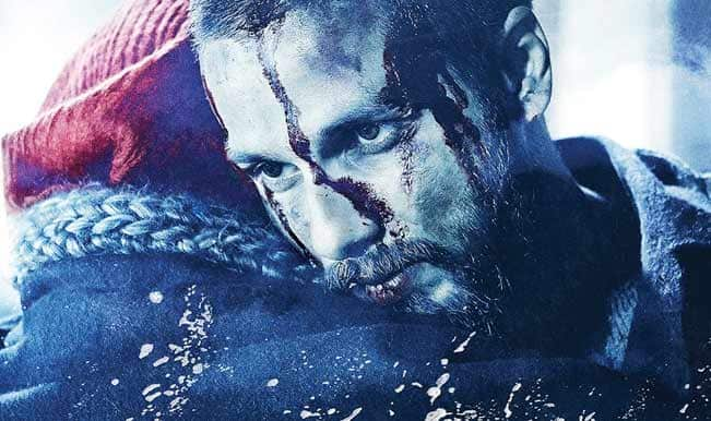 Shahid Kapoor's 'Haider' will be made into a book