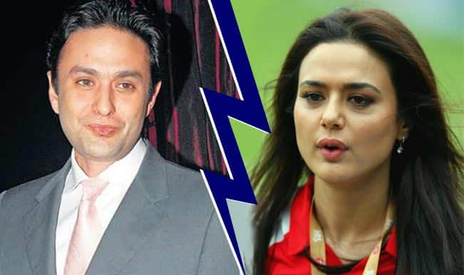 No truth in Preity Zinta's five conditions story: Ness Wadia's spokesperson