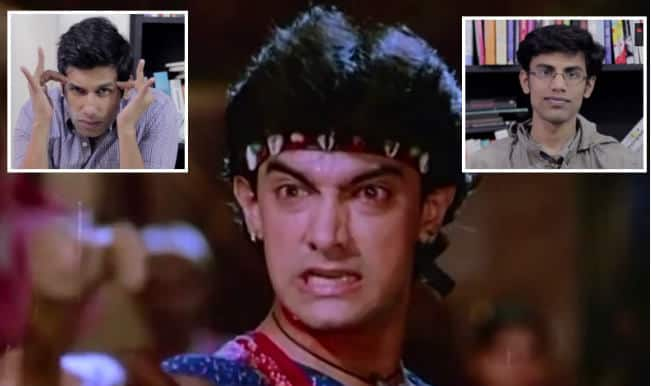 Aamir Khan gets mocked by Pretentious Movie Reviews duo in this hilarious video!