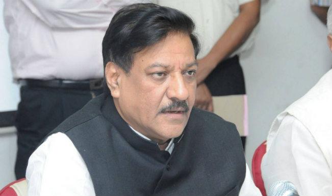 Centre deliberately denying power to Maharashtra: Chief Minister Prithviraj Chavan