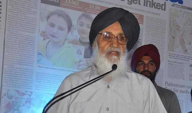 Prakash Singh Badal grants Rs 3.73 cr for upgrading 2 fruit processing units