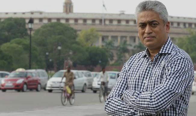 Rajdeep Sardesai heckled by pro-Modi fanatics: Why can't different opinions be respected?