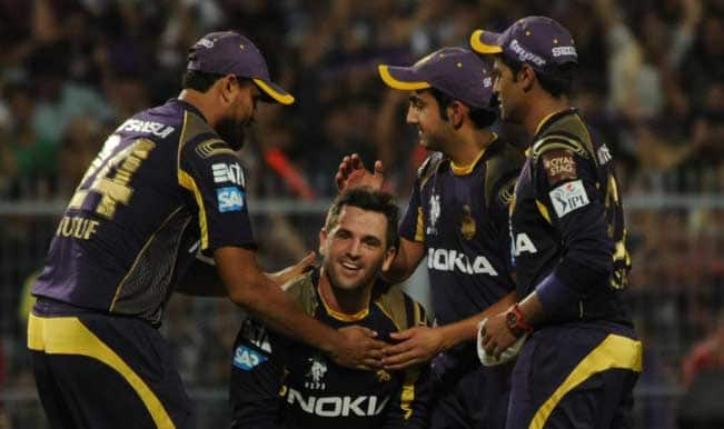 Champions League T20 (CLT20) 2014: Kolkata Knight Riders (KKR) pull off 3-wicket win over Chennai Super Kings (CSK)