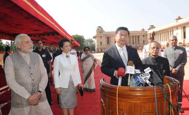 Narendra Modi Xi Jinping Talks Culminate In 16 Agreements India