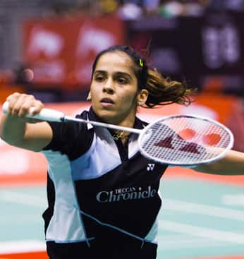 Saina Nehwal Profile: Indian Badminton Player Saina Nehwal's Latest News & Live Updates from Asian Games 2014
