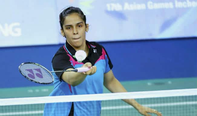 Asian Games 2014 Badminton: Saina Nehwal, Parupalli Kashyap marches on, PV Sindhu crashes out of Asiad