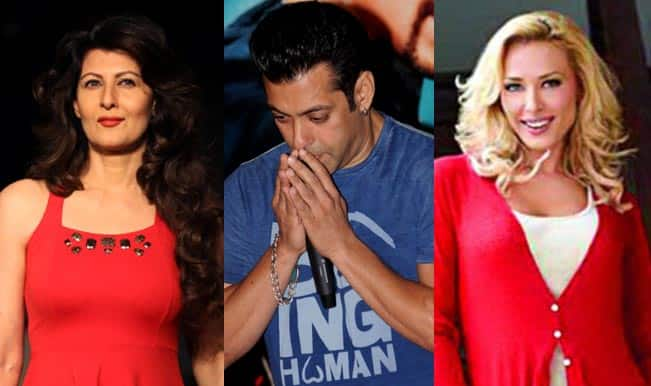 Bigg Boss 8: Salman Khan's ex-girlfriends in the house?