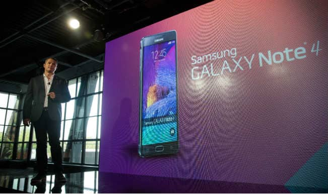 Samsung Galaxy Note 4 Launch: Mixing Lovable Analog with Convenient Digital