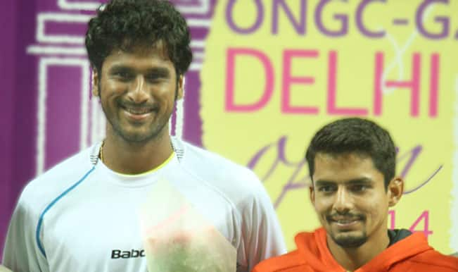 Asian Games 2014 Tennis: Misfortune for India as Sanam Singh and Saketh Myneni miss out on gold