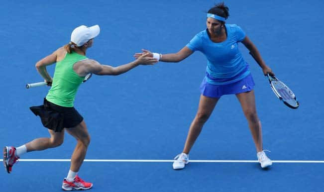 US Open 2014: Sania Mirza and Cara Black go one step away from Women's doubles final