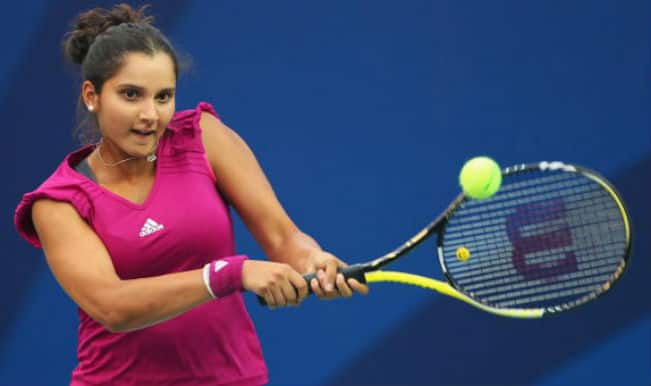 Saina Mirza enters US Open 2014 Mixed Doubles Final; eyes third grand slam title