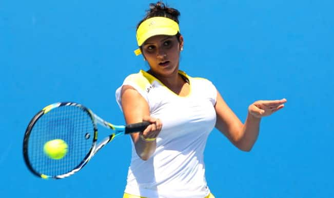 Sania Mirza-Saketh Sai Myneni win gold medal in Mixed doubles final in Asian Games 2014