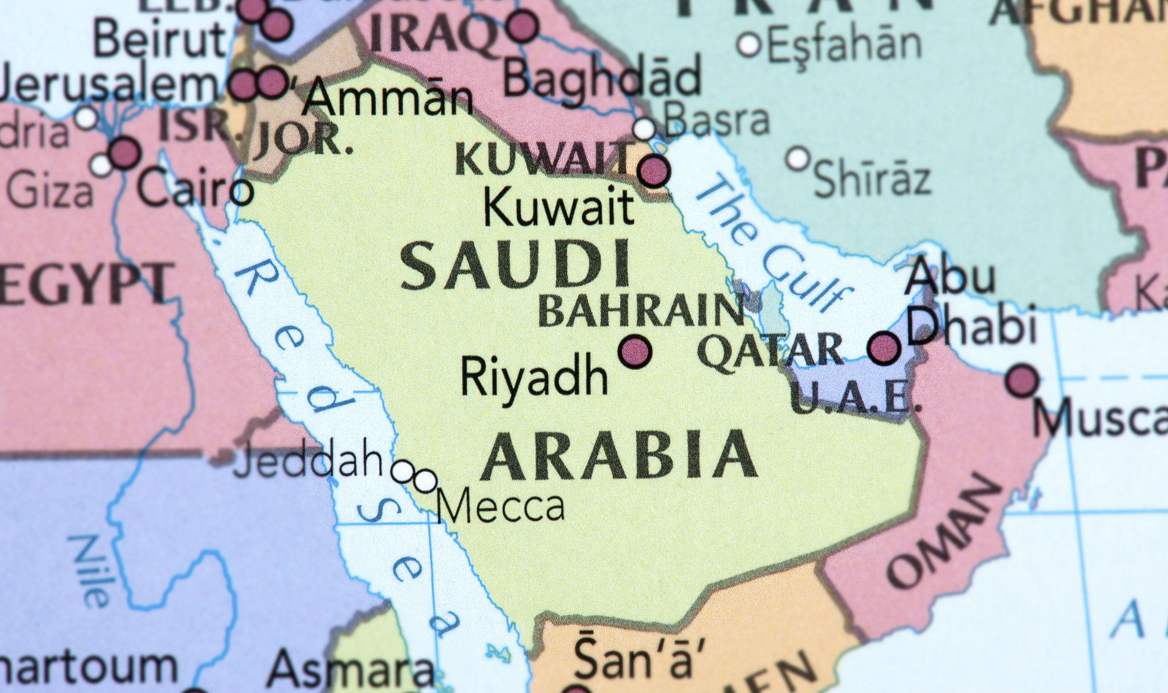 Ten Arab nations join hands with US to counter ISIS in Iraq, Syria