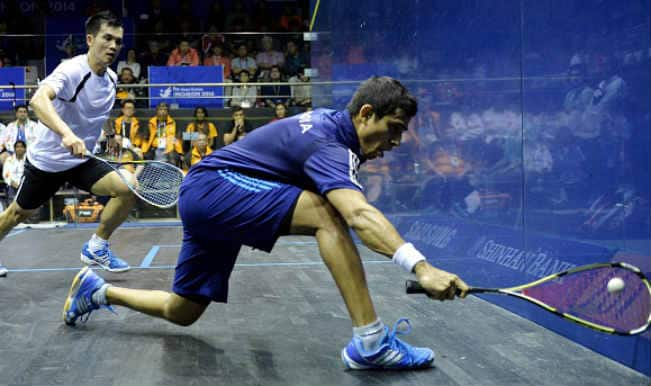 Saurav Ghosal storms into maiden Asian Games squash final, assures silver medal in Incheon