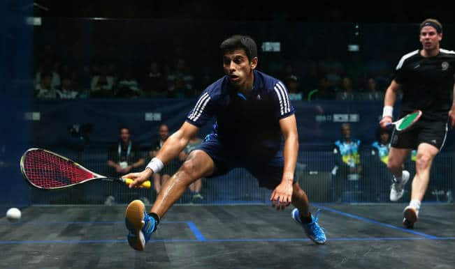 Saurav Ghosal: Indian squash player's road to final in Asian Games 2014