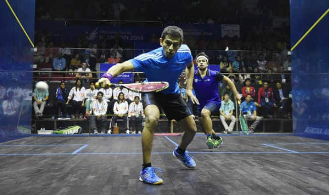 Saurav Ghosal leads squash team to win 3rd gold for India in Asian Games 2014