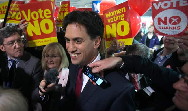 Scottish referendum: Three polls show slight lead for 'No'