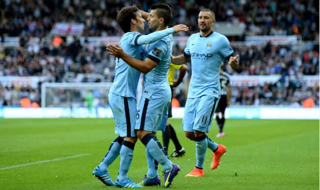Manchester City vs AS Roma Live Streaming and Score: Watch Live Telecast Online of MCI vs ROM UEFA Champions League 2014-15 Group E match