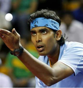 Sharath Kamal Profile: Indian Table Tennis Player Sharath Kamal's Latest News & Live Updates from Asian Games 2014