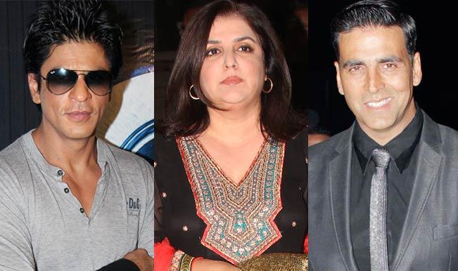 Farah Khan Is Still Friends With Shahrukh Khan But Won T Work With Akshay Kumar India Com