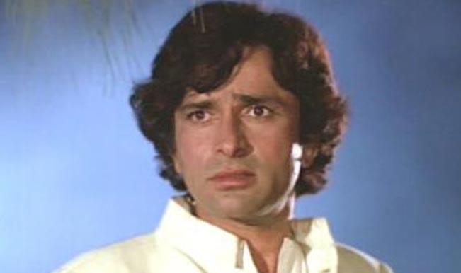 Shashi Kapoor hospitalised due to chest infection