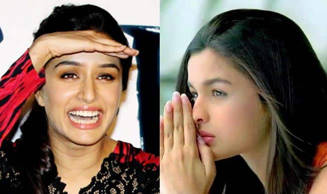 Shraddha Kapoor laughs at Alia Bhatt's dumbness