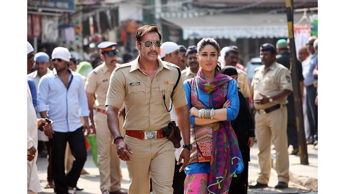 'Singham Returns' is Top 10 Grossing Film of Bollywood, Beating 'Dabaang'