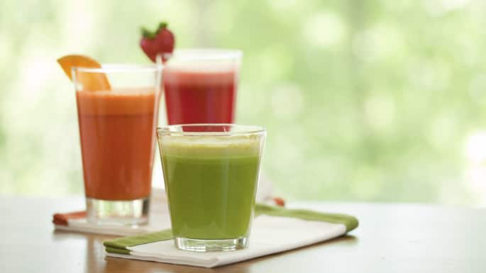 6 Smoothies That Pack A Punch