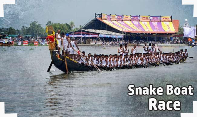 Snake Boat Race – A joy for all Keralites