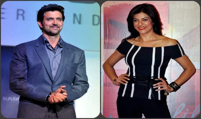 Sushmita Sen and Hrithik Roshan to glam up Myntra Fashion Weekend