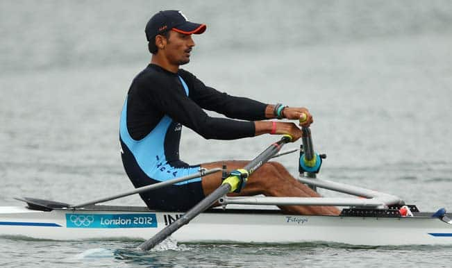 Rower Swaran Singh wins 11th bronze medal for India in Asian Games 2014