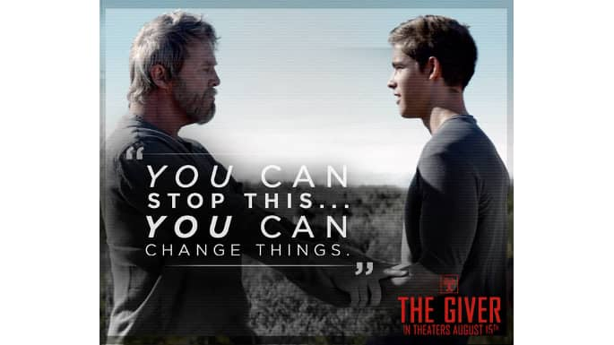 5 Meaningful Quotes from the Novel-Turned-Film 'The Giver'