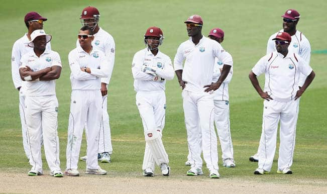 india west indies test match