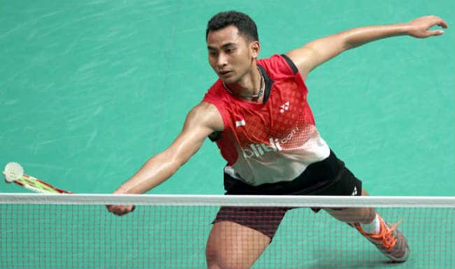 tommy sugiarto of indonesia - Asian Games Badminton Schedule