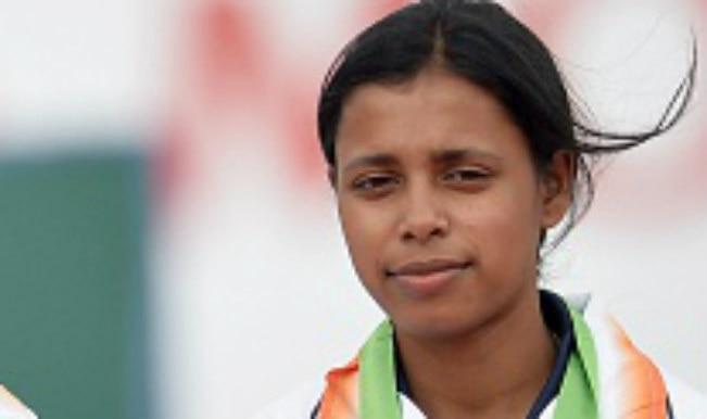 Archer Trishha Deb wins bronze in Compound Women's Individual event in Asian Games 2014