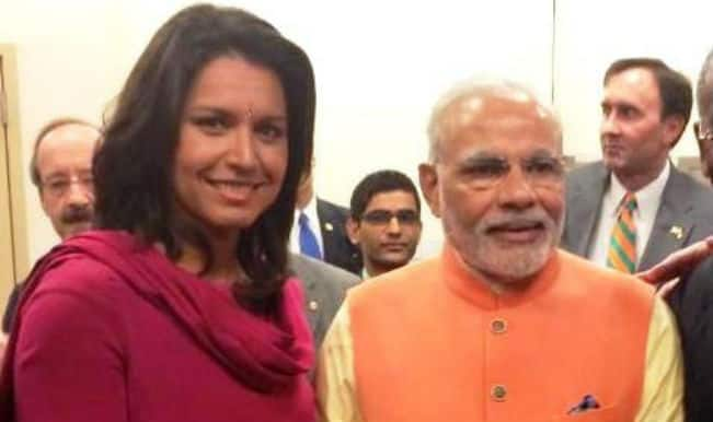 United States lawmakers in strength at Narendra Modi's reception