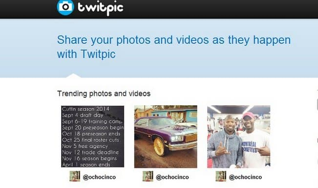 Twitpic News | Latest Twitpic Updates | Twitpic Articles ...
