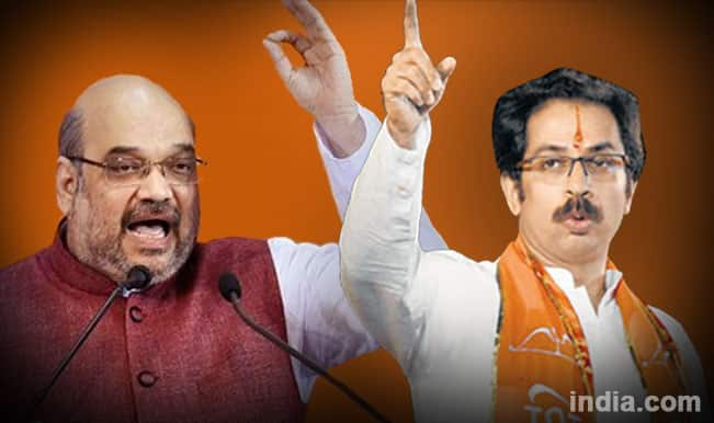 Maharashtra Assembly Election 2014: Shiv Sena offers 119 seats, BJP rejects the offer