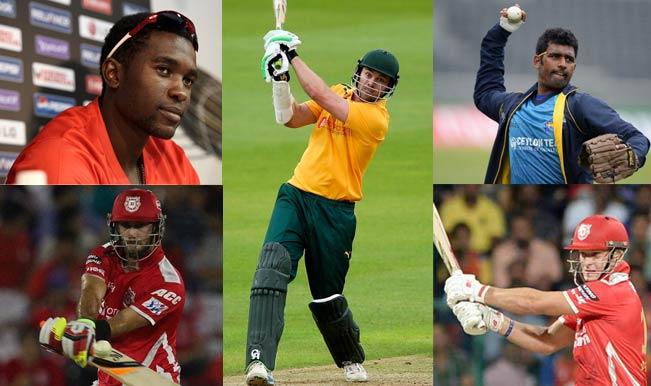 Kings XI Punjab vs Barbados Tridents: Top 5 players